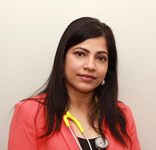 Dr Branda D'Souza Singh
